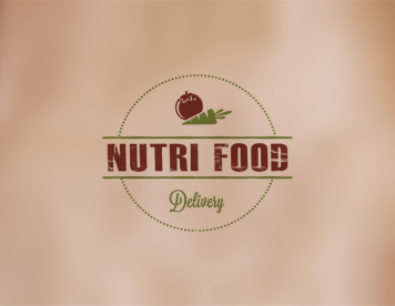 Identidade Visual Nutri Food